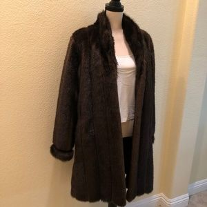 Faux Fur by Fabulous Fur in Sable  - Medium